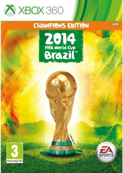 Игра 2014 World Cup Brazil. Champions Edition (Xbox 360) б/у
