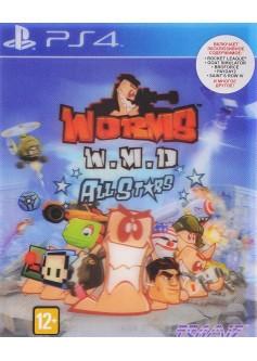 Игра Worms W.M.D. (PS4)