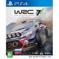 Игра WRC 7 (PS4) б/у (rus)