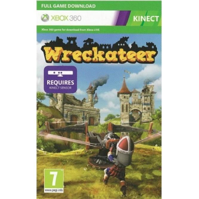 Игра Wreckateer (Только для Kinect) (Код на загрузку) (Xbox 360)