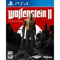 Игра Wolfenstein 2: The New Colossus (PS4) б/у (rus sub)