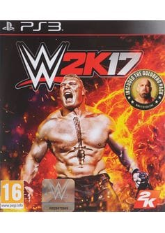 Игра WWE 2K17 (PS3) б/у
