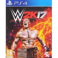 Игра WWE 2K17 (PS4) б/у