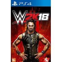 Игра WWE 2K18 (PS4) б/у