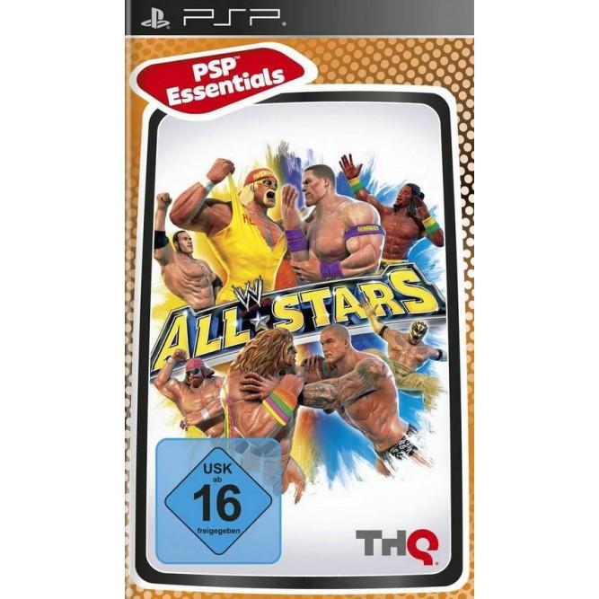 Игра WWE All Stars (PSP) б/у