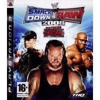 Игра WWE Smackdown vs Raw 2008 (PS3) б/у