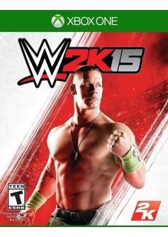 Игра WWE 2K15 (Xbox One) б/у
