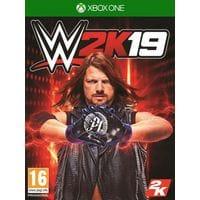 Игра WWE 2K19 (Xbox One) (eng)