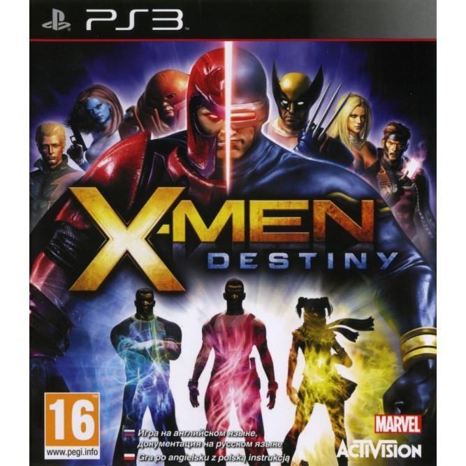 Игра X-Men: Destiny (PS3) б/у