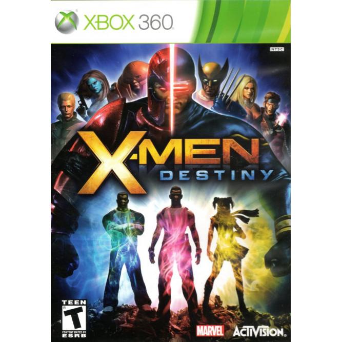 Игра X-Men: Destiny (Xbox 360) б/у