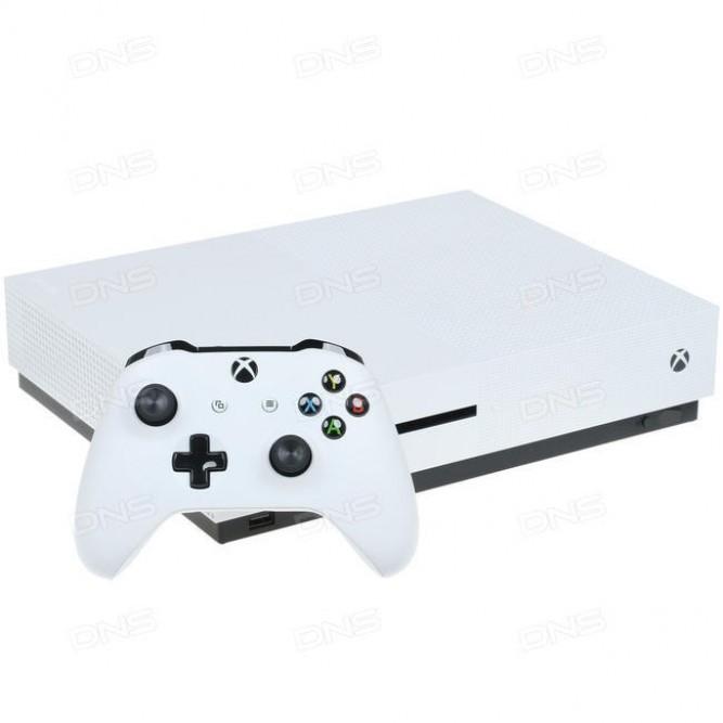 Приставка Xbox One S (500 Гб) б/у