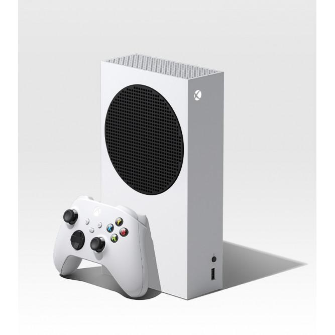 Приставка Microsoft Xbox Series S