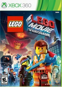 Игра The Lego Movie Videogame (Xbox 360) б/у (rus sub)