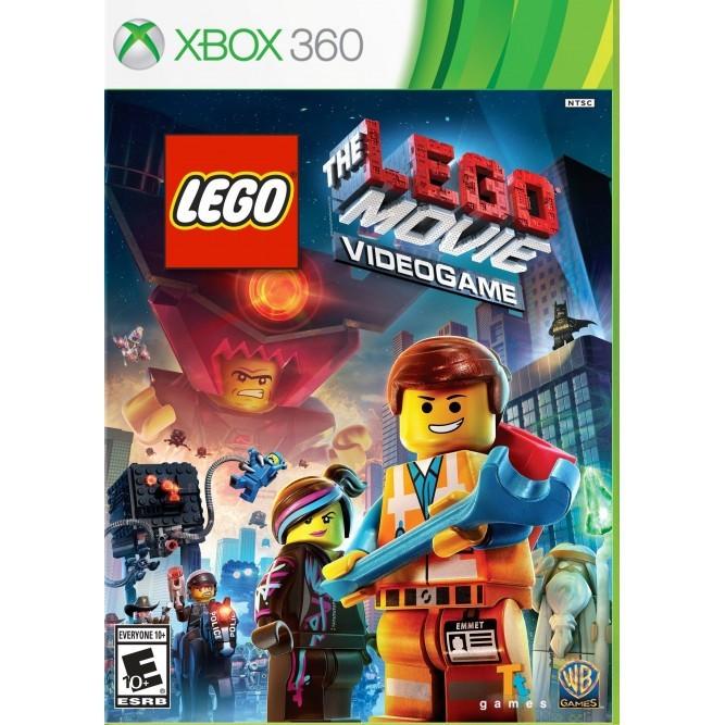 Игра The Lego Movie Videogame (Xbox 360) б/у (rus sub)