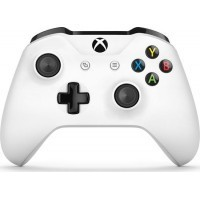 Геймпад беспроводной Microsoft Controller for Xbox One S, белый