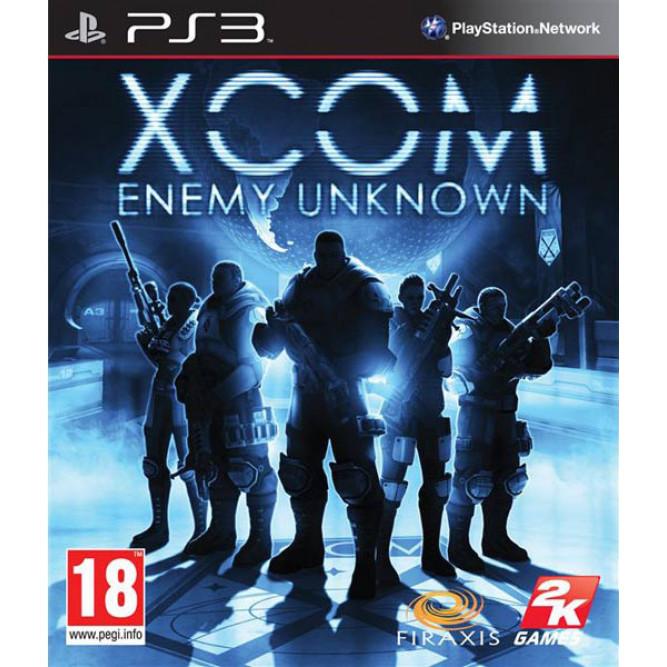 Игра XCOM: Enemy Unknown (PS3) (eng) б/у
