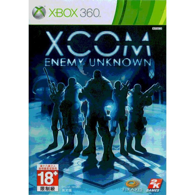 Игра XCOM: Enemy Unknown (Xbox 360) б/у (rus)