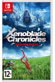 Игра Xenoblade Chronicles: Definitive Edition (Nintendo Switch) (eng)