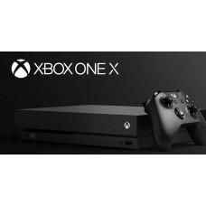 Приставка Xbox One X 1TB