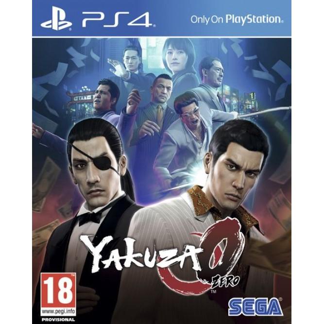 Игра Yakuza 0 (PS4) (eng sub)