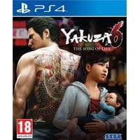 Игра Yakuza 6: The Song of Life. Essence of Art Edition (PS4)