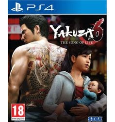 Игра Yakuza 6: The Song of Life. Essence of Art Edition (PS4)