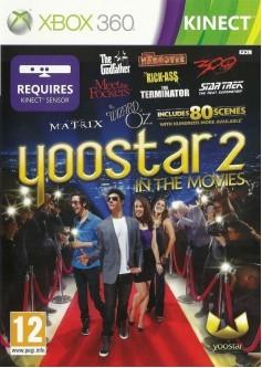 Игра Yoostar 2: In the Movies (только для Kinect) (Xbox 360)