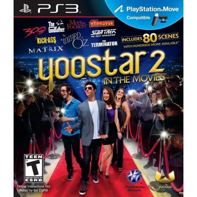 Игра Yoostar 2: In the Movies (PS3) б\у