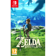 Игра The Legend of Zelda: Breath of the Wild (Nintendo Switch) б/у