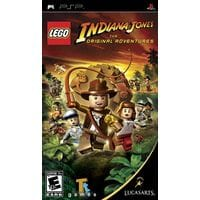 Игра LEGO Indiana Jones: The Original Adventures (PSP) б/у (eng)
