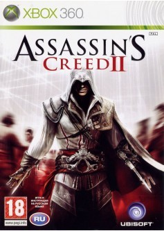 Игра Assassin's Creed 2 (Xbox 360) б/у (rus)