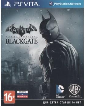 Игра Batman: Arkham Origins - Blackgate (PS Vita) б/у