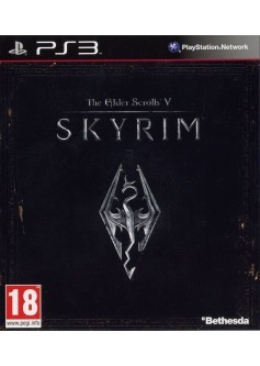 Игра The Elder Scrolls V: Skyrim (PS3) б/у