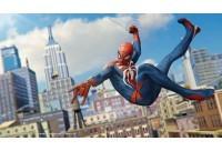 Над крышами небоскребов. Превью «Marvel Человек-паук»