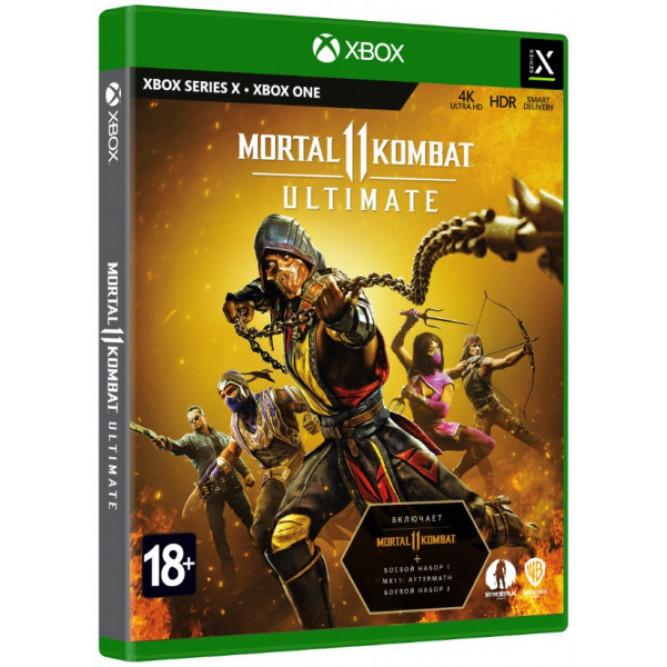 Игра Mortal Kombat 11 Ultimate (Xbox) (rus sub)