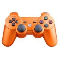Геймпад Sony Dualshock 3 (PS3) Оранжевый