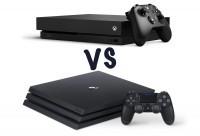 Приготовьтесь к будущему: сравнение PlayStation 4 Pro и Xbox One X