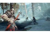 Боевая система God of War: какое оружие есть в игре, как улучшить оружие, как использовать рунические атаки