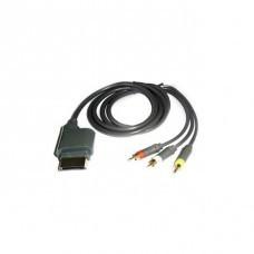 Композитный AV-кабель (3 колокольчика) для Xbox 360