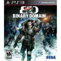 Binary domain (PS3) б/у