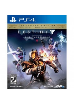 Destiny The Taken king (PS4)