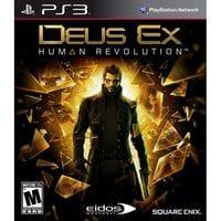 Deus Ex: Human Revolution (PS3) б/у