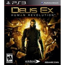 Deus Ex: Human Revolution (PS3) б/у