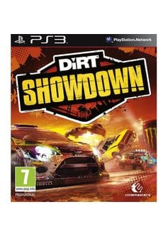 Dirt showdown (PS3) б/у