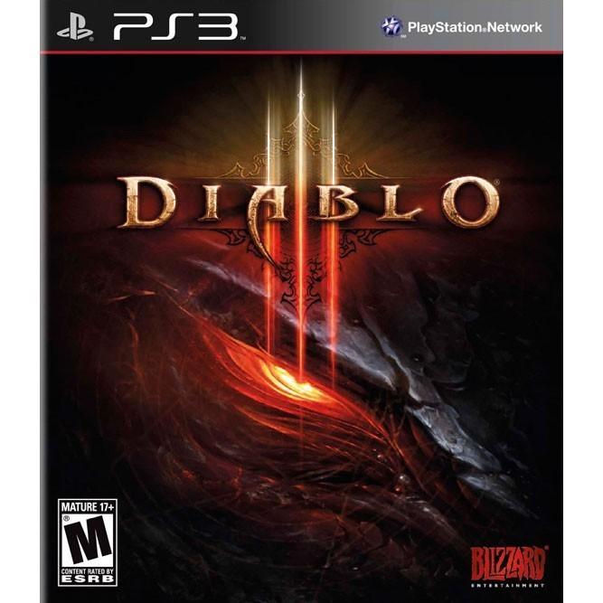 Diablo III (PS3) б/у