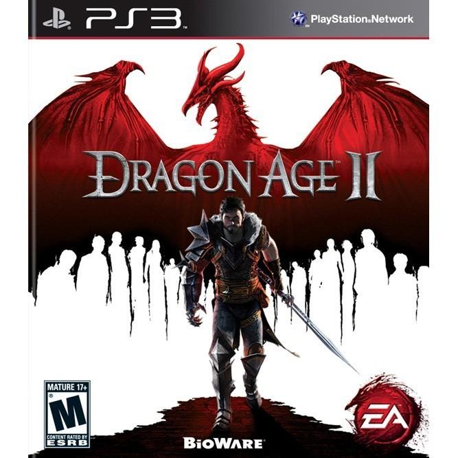 Dragon age 2 (PS3) б/у