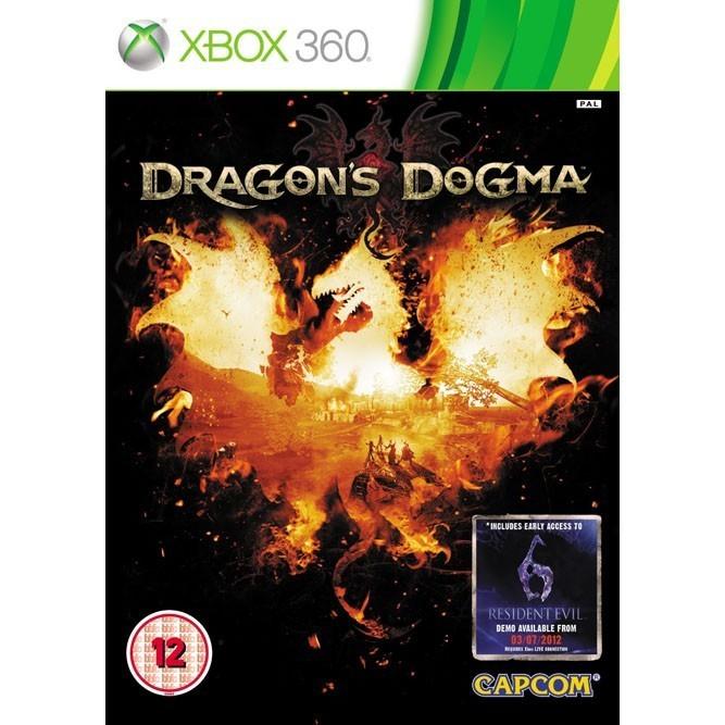 Dragons dogma (Xbox 360)