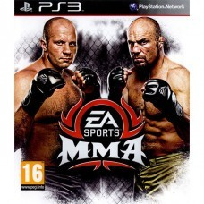 EA sports MMA (PS3) б/у