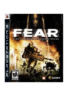 Fear fist acconter asault reсon (PS3) б/у