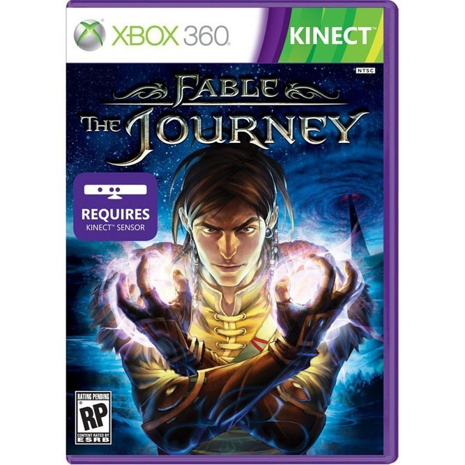 Fable journey (Xbox 360) б/у